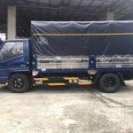 Cho thuê xe tải chở hàng TP.HCM